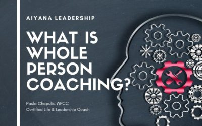 What is Whole Person Coaching?