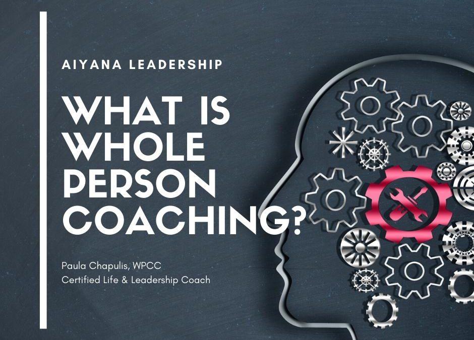 Whole Person Coaching Image