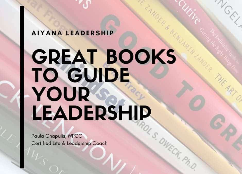 Great Books to Guide your Leadership